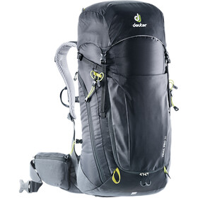 Deuter Trail Pro 36 Mochila, black-graphite